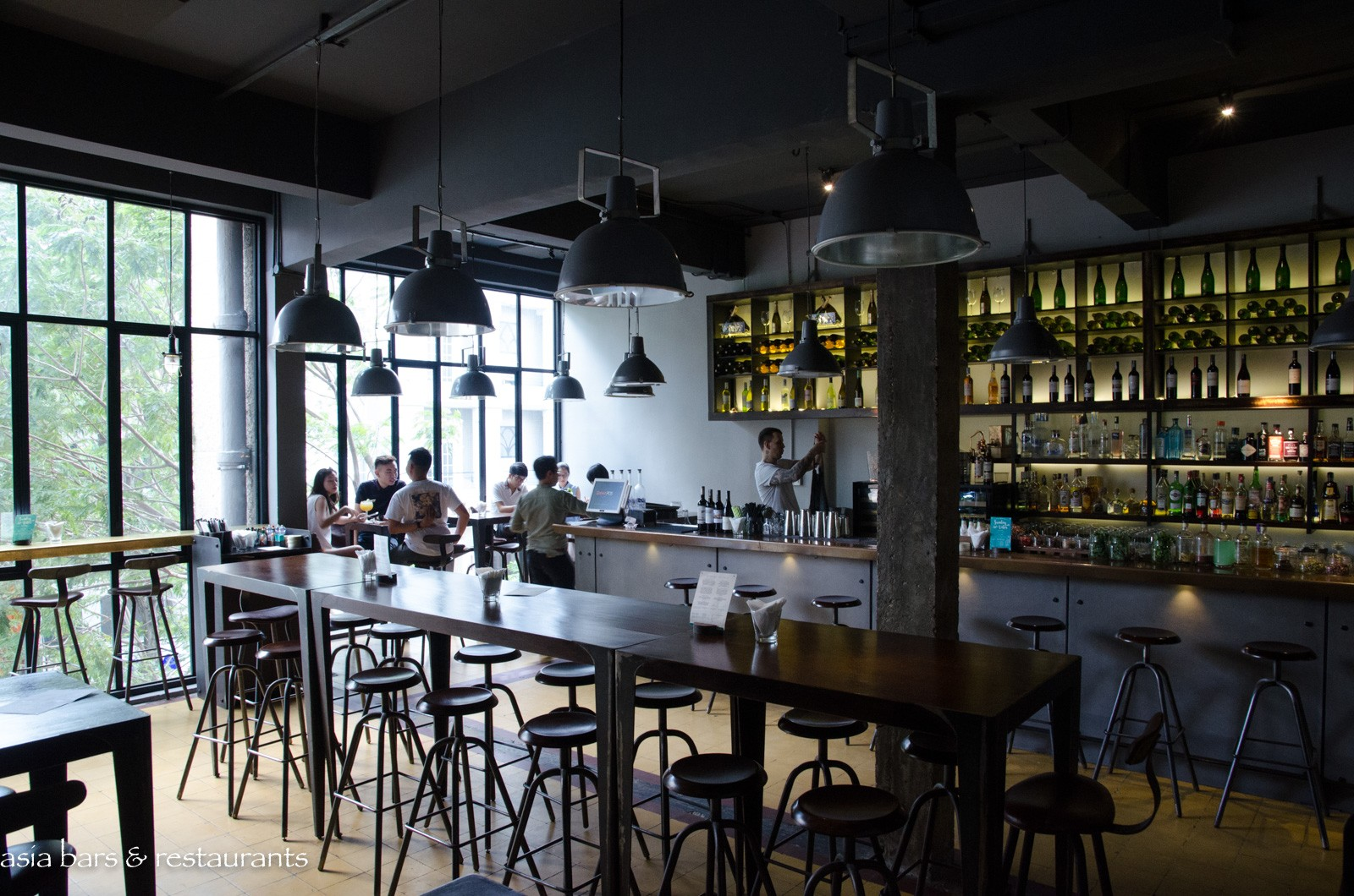 Layla Eatery & Bar – cocktails and casual dining in Saigon | Asia