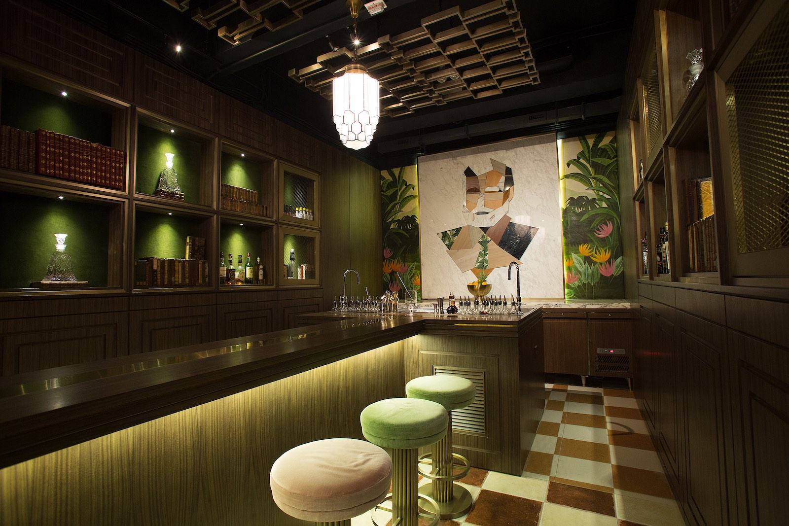 The Old Man – new cocktail bar opening in Hong Kong | Asia