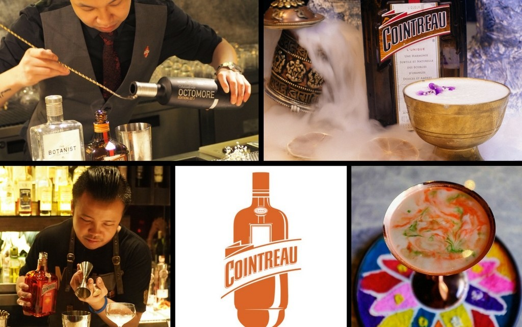 Cointreau Hong Kong cocktail competition