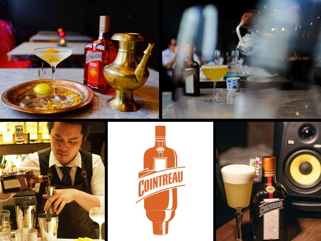 Cointreau Hong Kong cocktail competition-