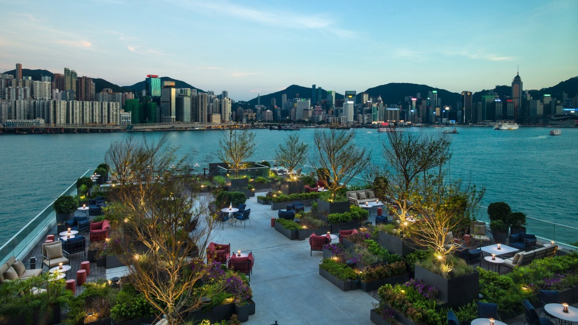 Red Sugar Terrace Hong Kong