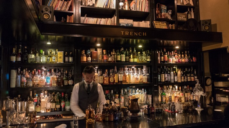bar trench tokyo