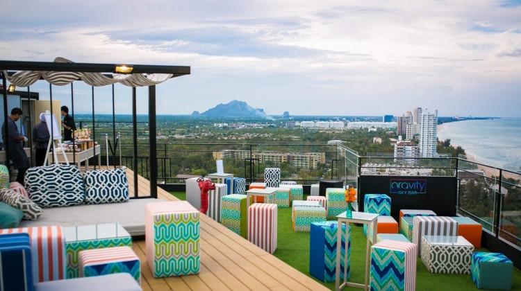 rooftop bar hua hin