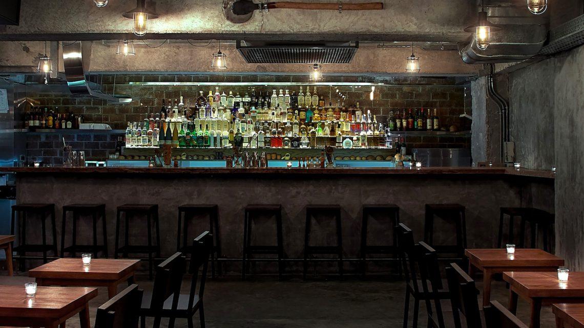 coa bar hong kong
