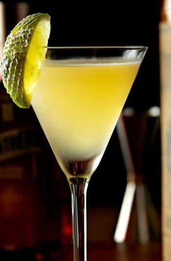 Milkwashed Earl Grey Margarita - COA