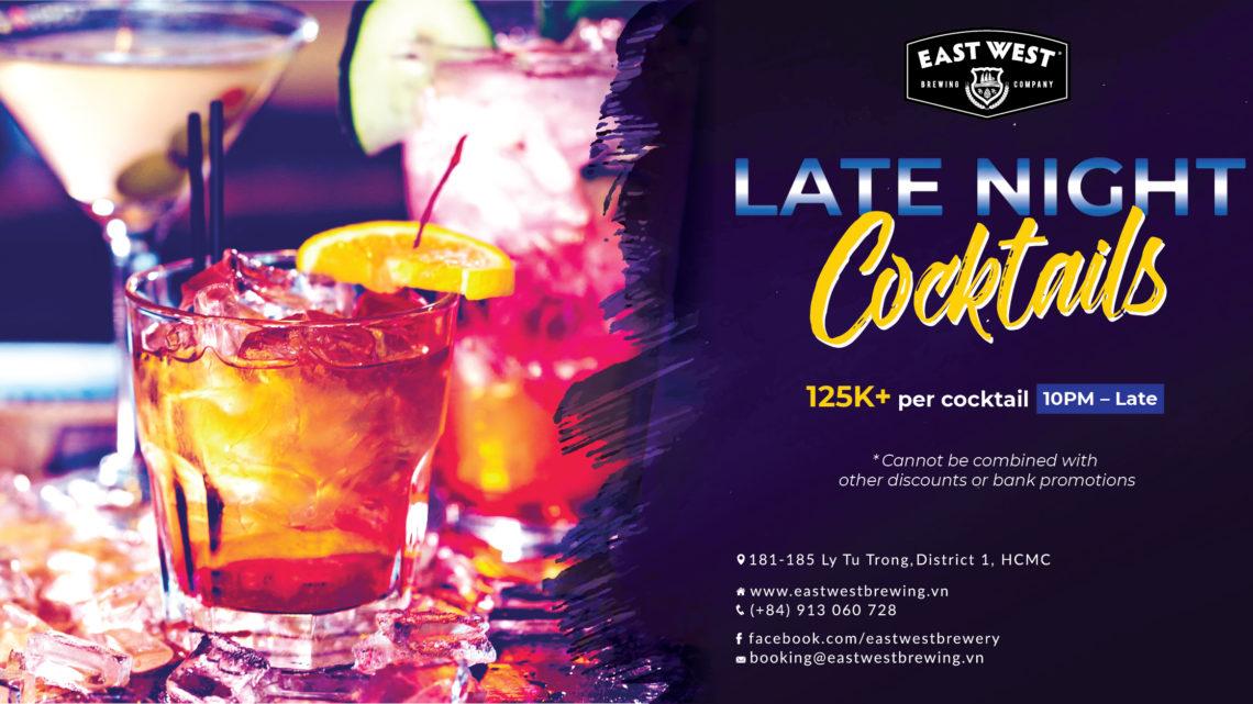 East West Brew Cocktails