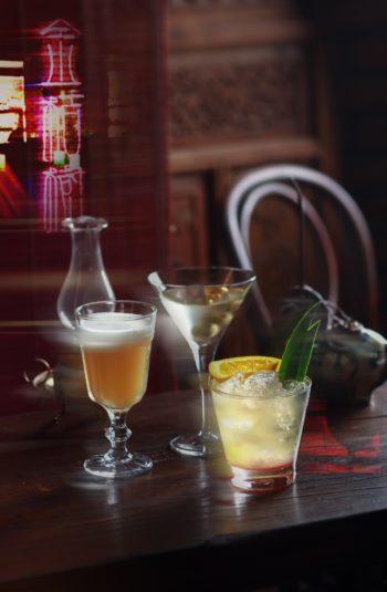 Kumquat signature cocktail