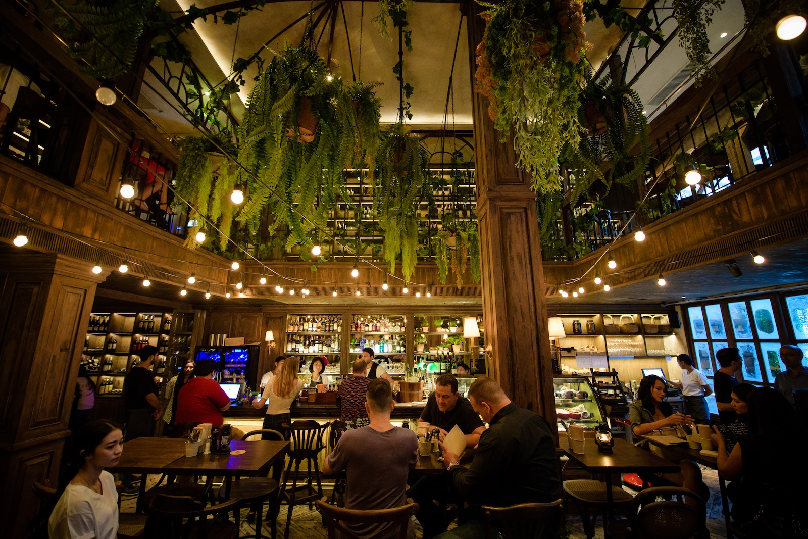 The Bar Upstairs New Wine Bar In Bangkok Asia Bars