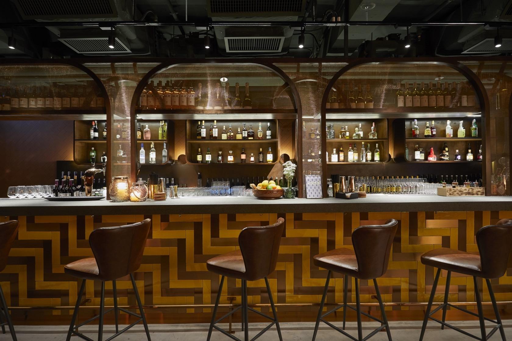 Tokyolima Fusion Bar Amp Restaurant Hong Kong Asia