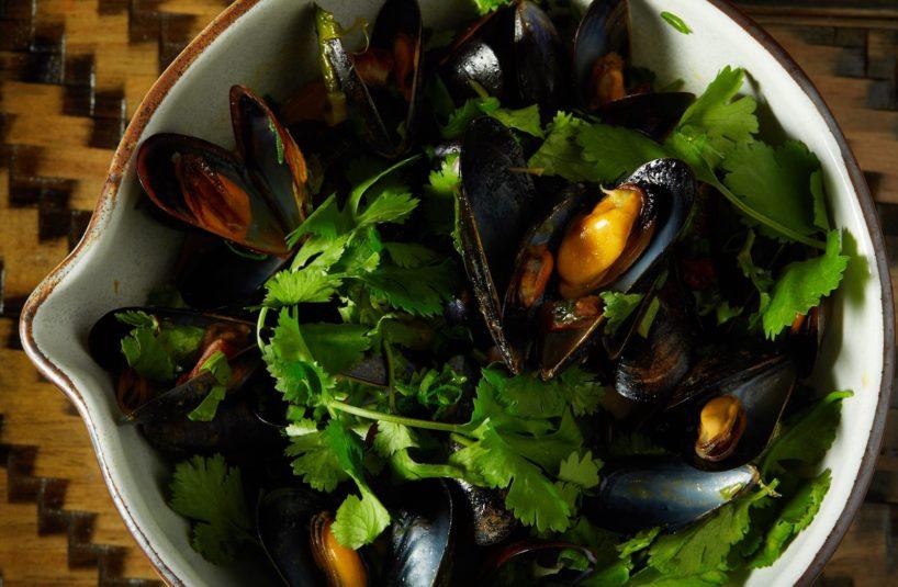 TokyoLima - Nikkei Mussels