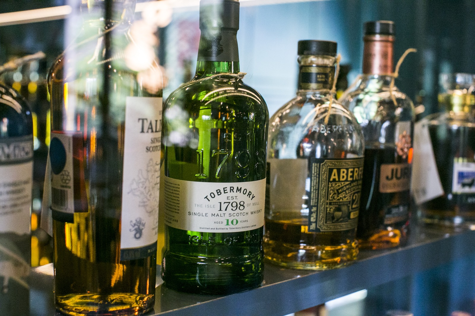 Room for More - Whiskies