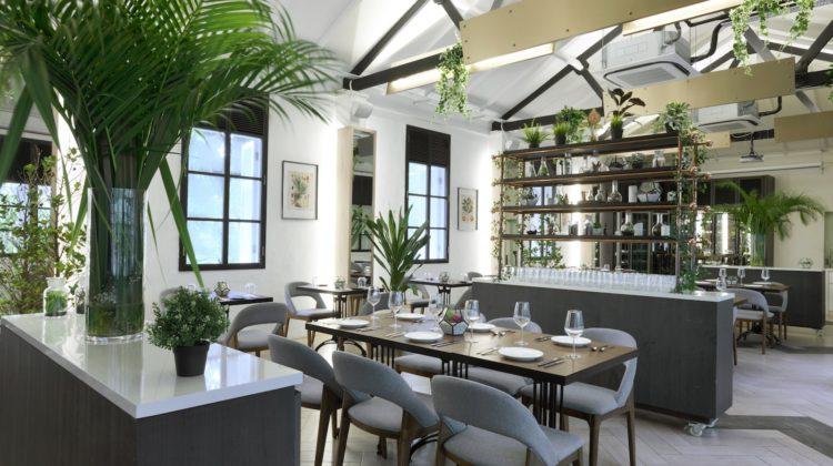 Botanico indoor dining
