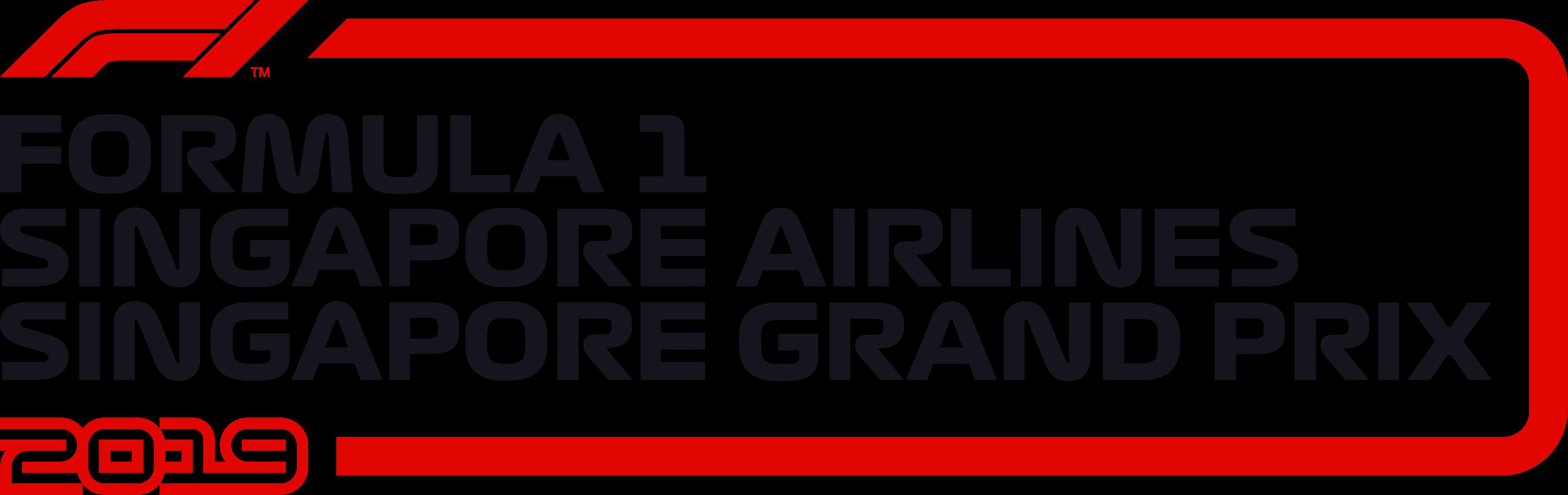 singapore F1 night race 2019