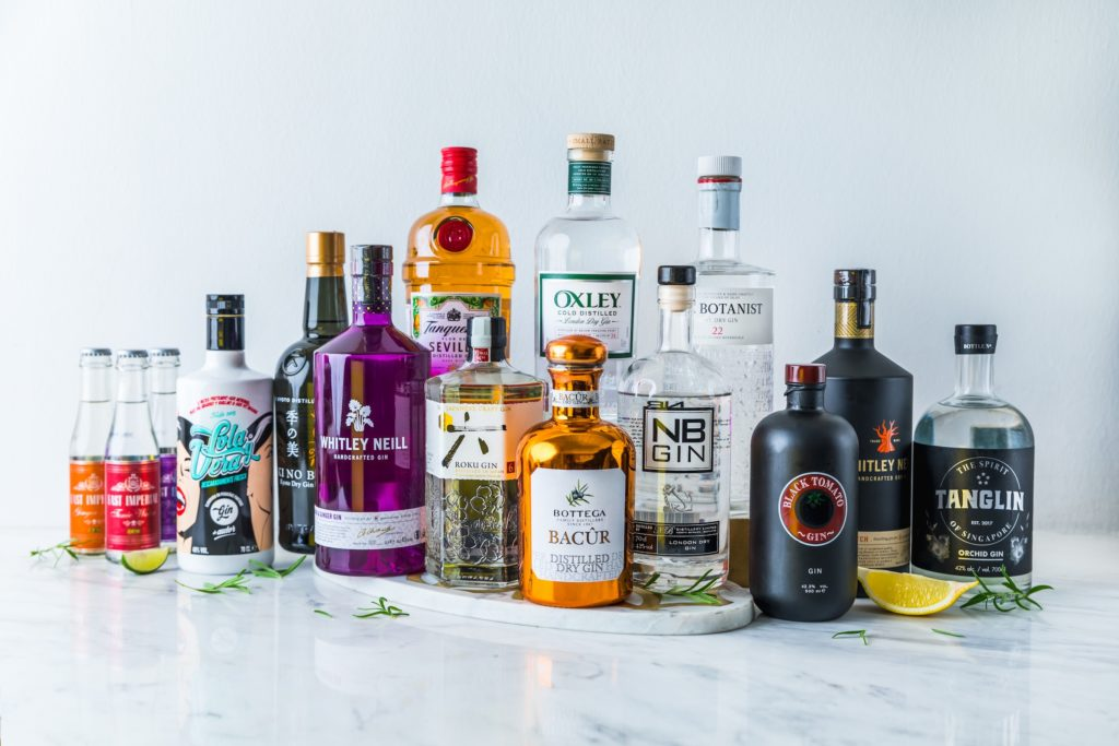 DFS - Gin Collection