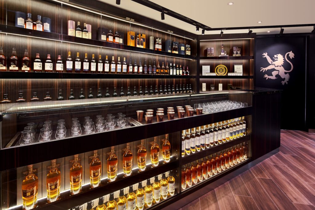 The Grande whisky collection