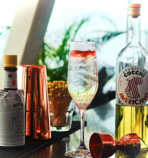 zafferano Cocktail_Americano