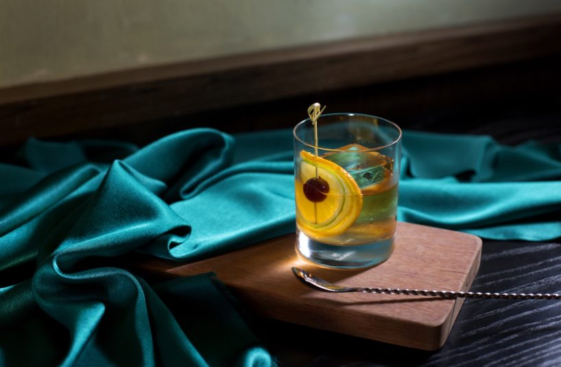Jigger and Pony_Old Fashioned