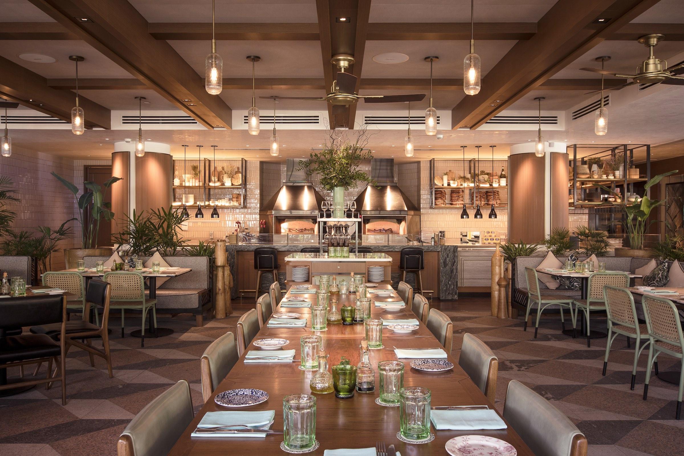 Publico Ristorante Bar Riverfront Italian Dining In Singapore - Restaurant-interior-design-at-wt-hotel-italy