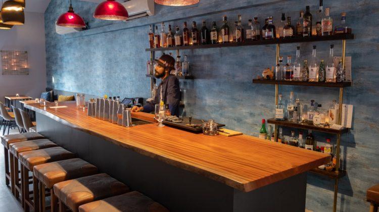 IB HQ cocktail bar Singapore