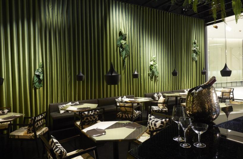bombyx restaurant