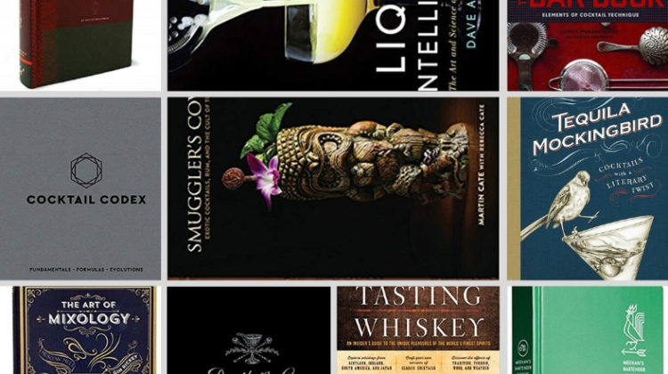 cocktail books amazon