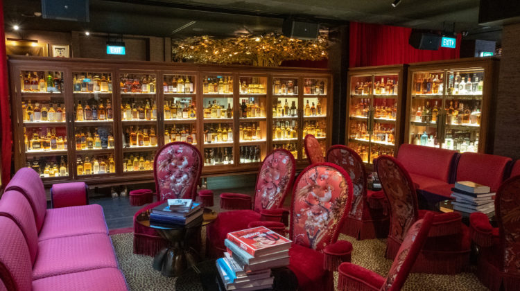 whiskey library singapore