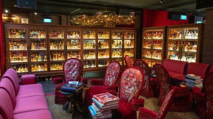 whiskey library singapore