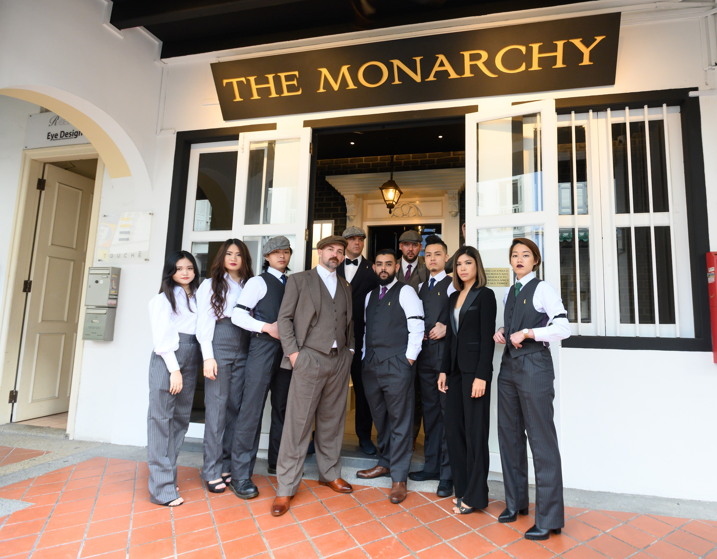The Monarchy Team