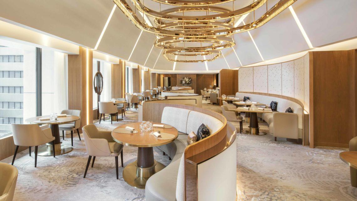 Amber restaurant Landmark Mandarin Oriental