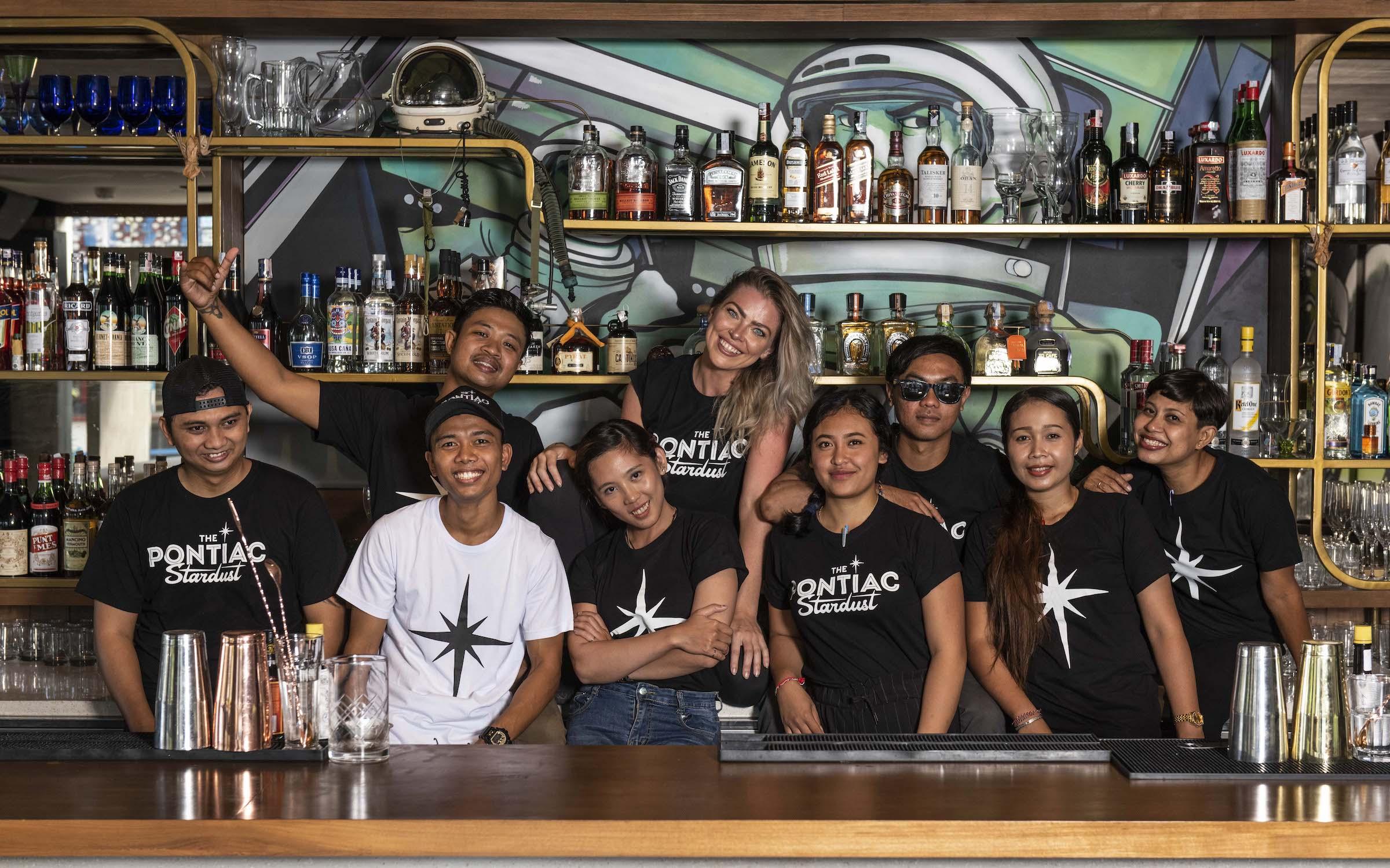 Pontiac Stardust Bali