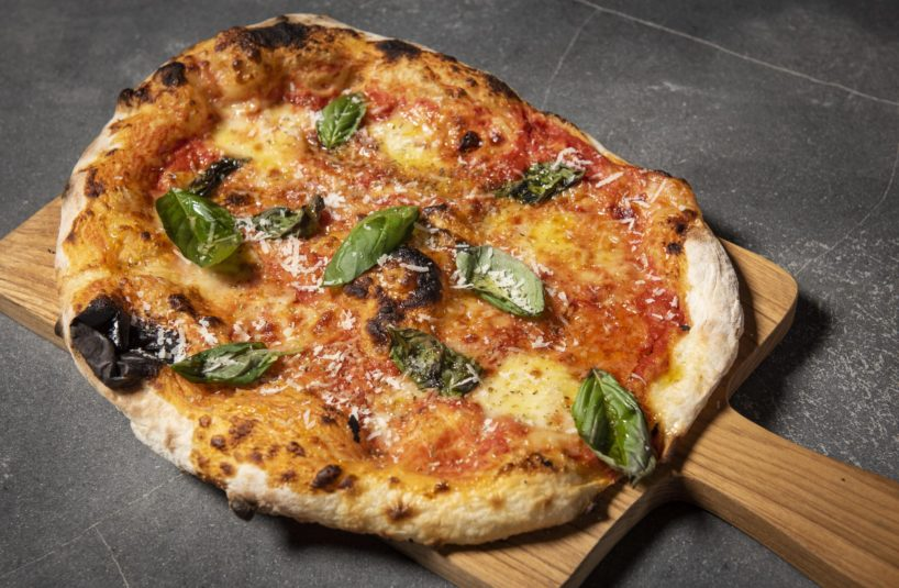 flat stanley pizza