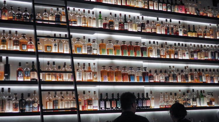 whiskey wander singapore