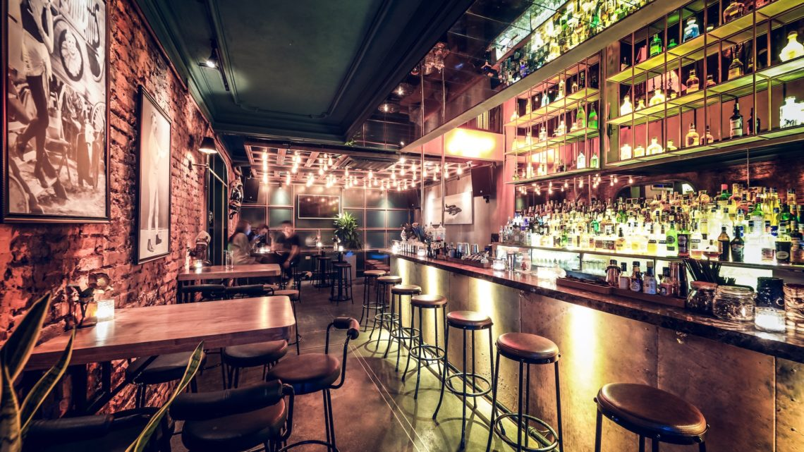 jigger cocktail bar