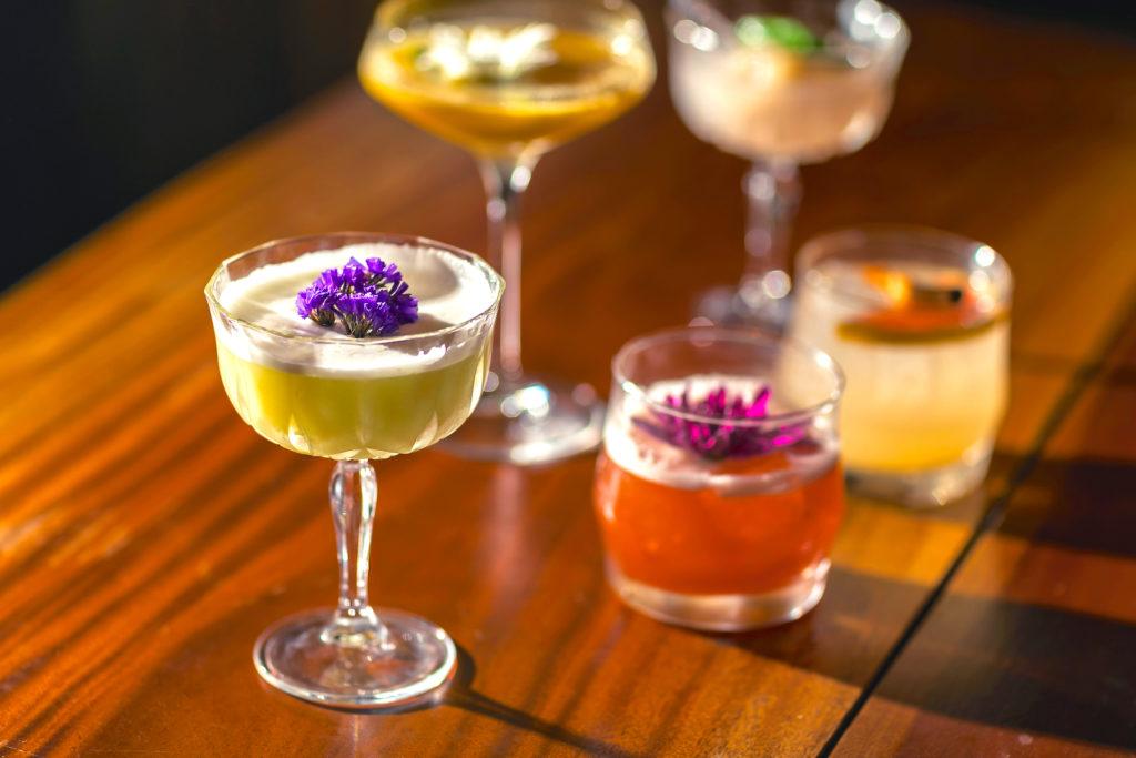 mariGin cocktails