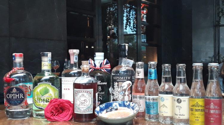 gin bar KL