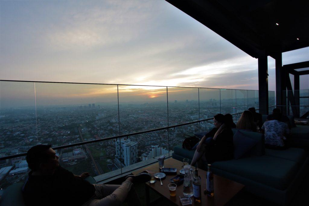 Marimbar Rooftop bar