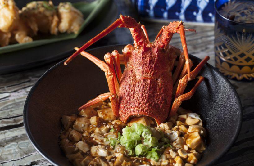Signature Lobster Ma Po Tufu