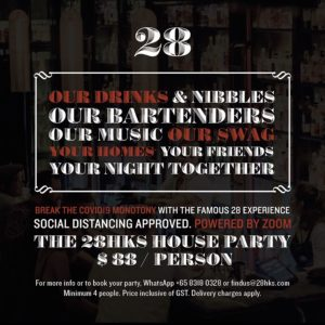 28HKS house party