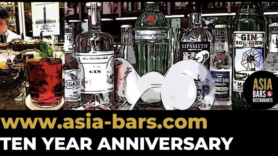 asia bars and restaurants