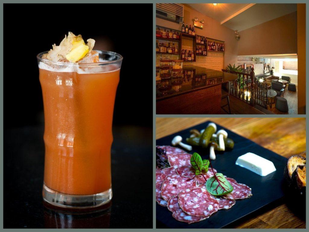 IB HQ bar Singapore