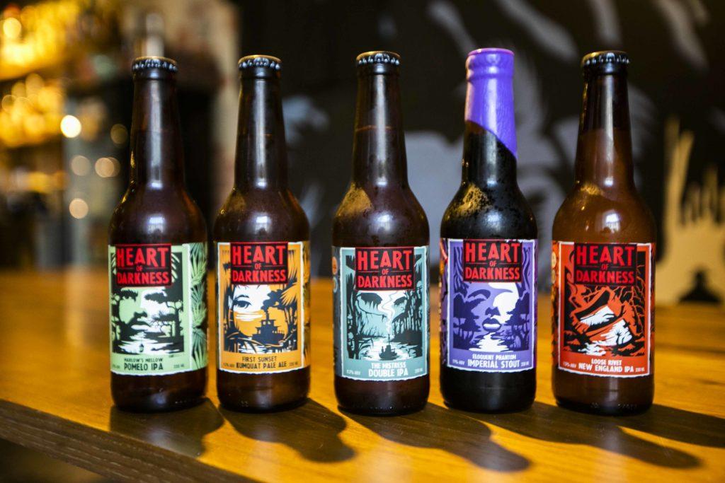 Heart of Darkness beers