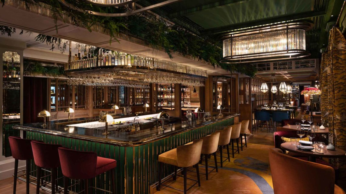 the aubrey bar