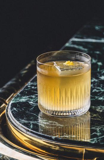 The Aubrey cocktails
