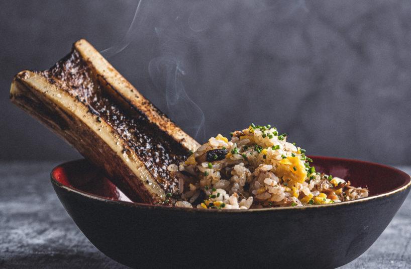 The Aubrey cuisine