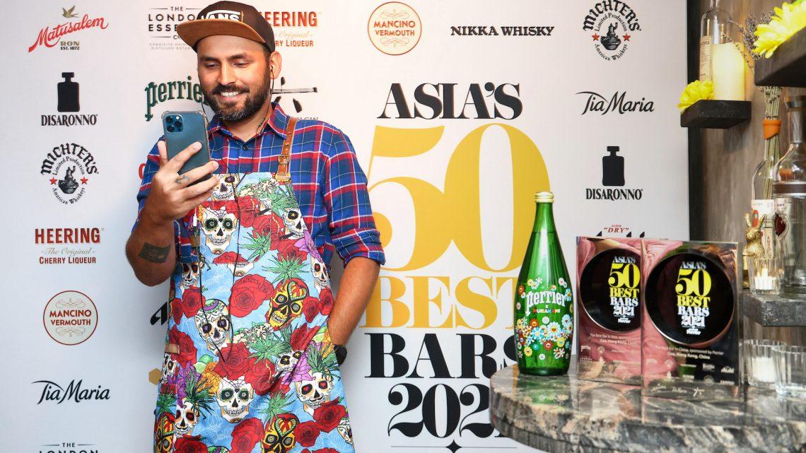 asia best bars
