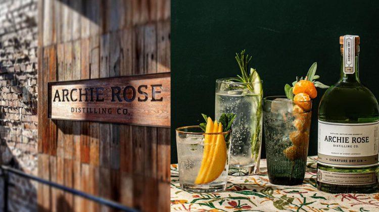 archie rose distillery